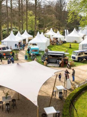 Tentworx op Exclusive Spring Fair